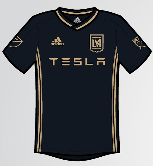 8222b5d4c8b Los Angeles FC MLS Concept Jerseys By Saathoff - Footy Headlines