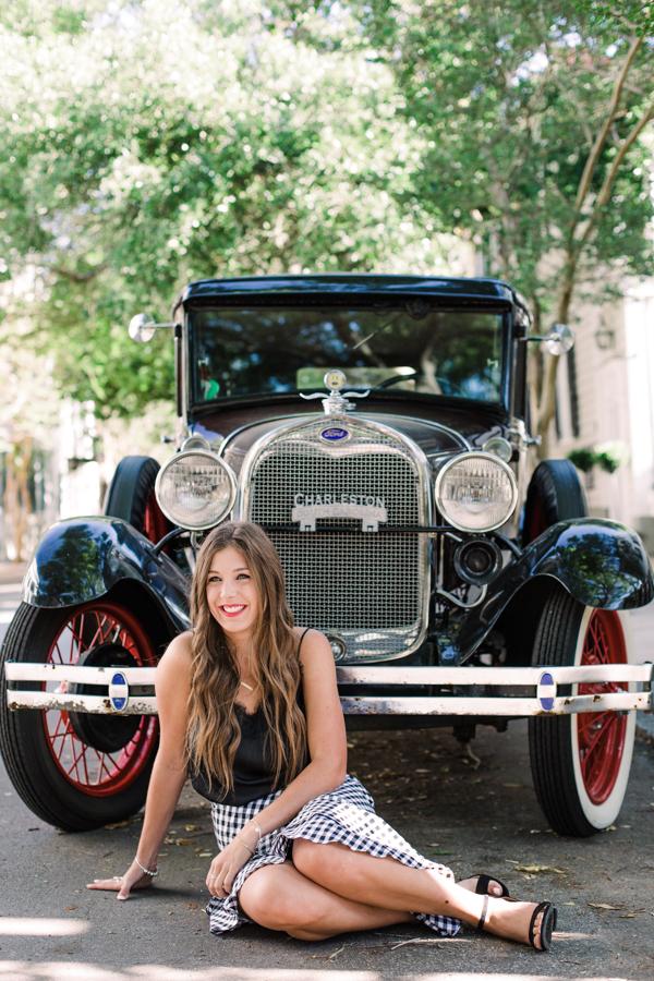 Vintage Car Charleston, SC