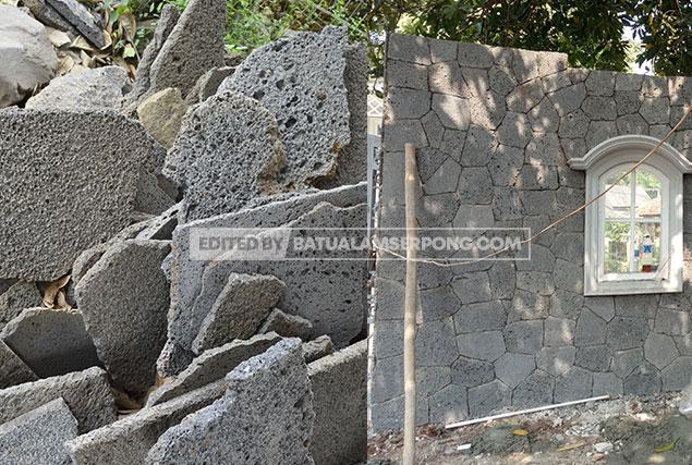 batu alam acak templek tangerang
