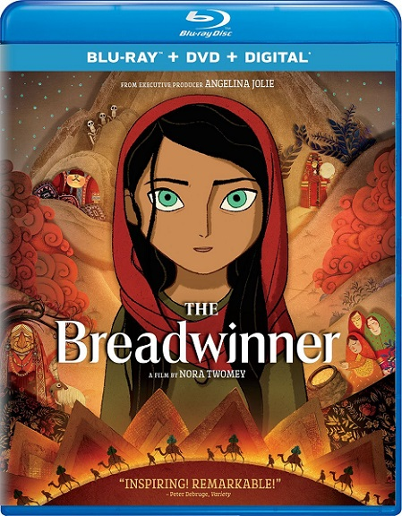 The Breadwinner (2017) 720p y 1080p BDRip mkv AC3 5.1 ch subs español