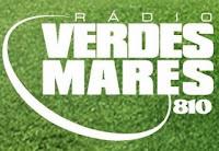 Rádio Verdes Mares AM 810 de Fortaleza Ceará Ao vivo, transmissão futebol cearense...