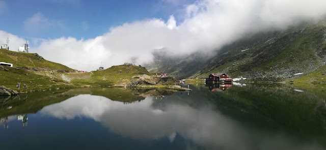 Lago Balea Transfagarasan