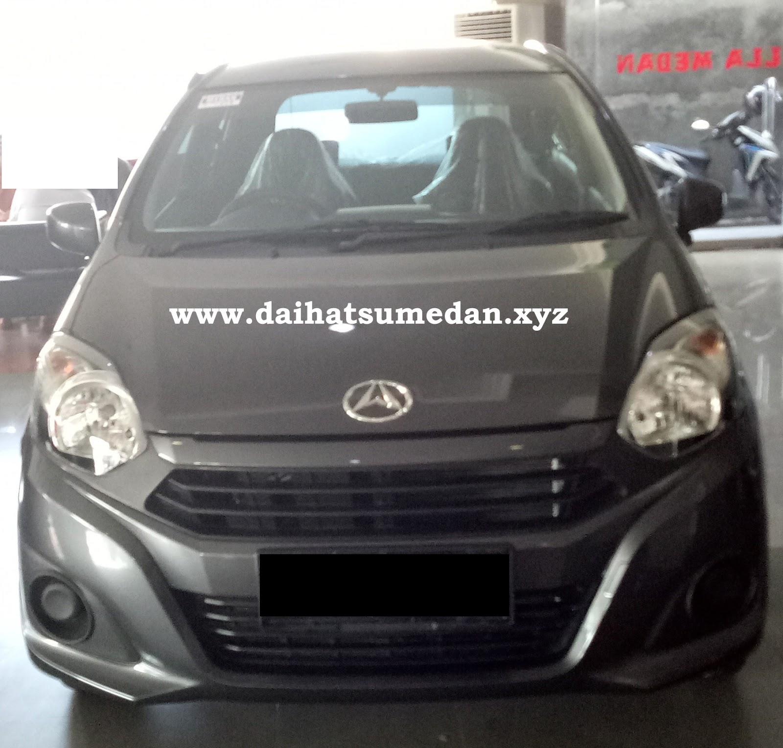 Daihatsu New Ayla 1.0 M
