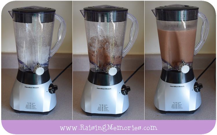 DIY Frozen Hot Cocoa Recipe with Photos