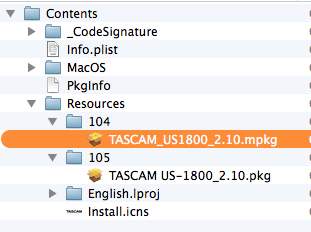 How to use your Tascam US-1800 with OS X Mavericks | [hicox]