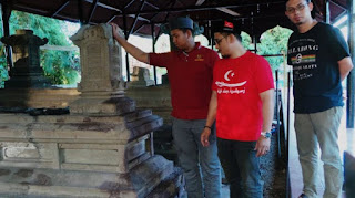 Komandan Al Asyi Kecewa Kompleks Makam Kandang XII Dicat tanpa Prosedur yang Benar