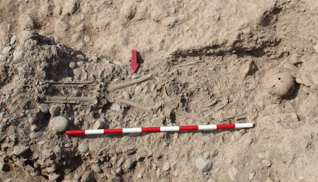 1,300-year-old cemetery found in Lima