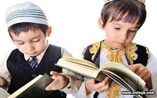 الاطفال والاسلام