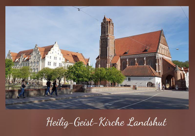 Heilig-Geist-Kirche in Landshut