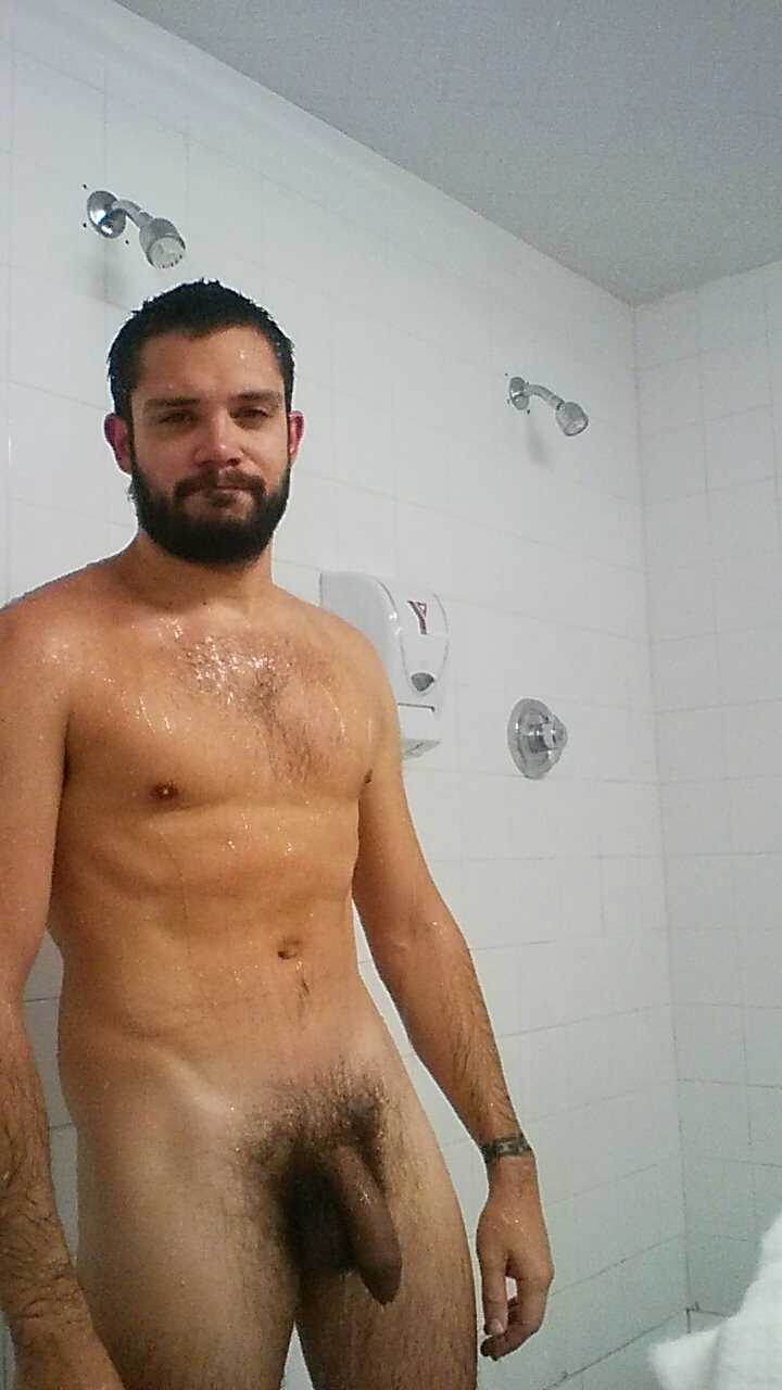 gym shower sex