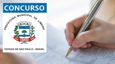 Concurso Prefeitura de Limeira SP 2017