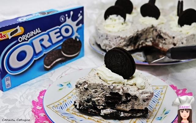 torta-gelato-oreo