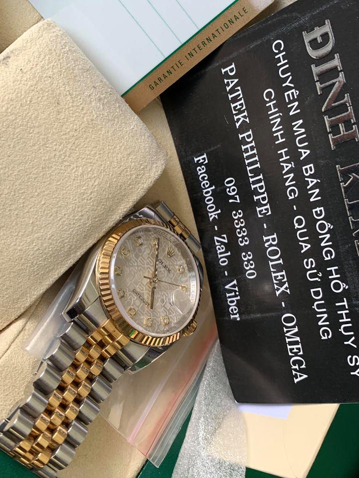 Chuyên mua bán đồng hồ rolex cũ xịn chính hãng - đồng hồ hublot - đồng hồ patek