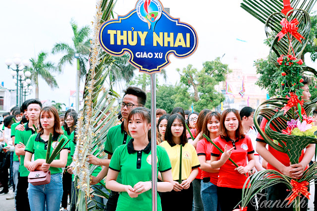 Kiên Lao kết nối các bạn trẻ Giáo hạt Bùi Chu