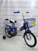 3 Sepeda Lipat Viva Nexus 16 Inci