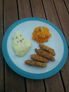 A Halloween Spooky Supper