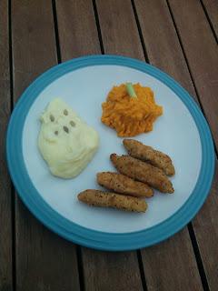 A Halloween Spooky Supper