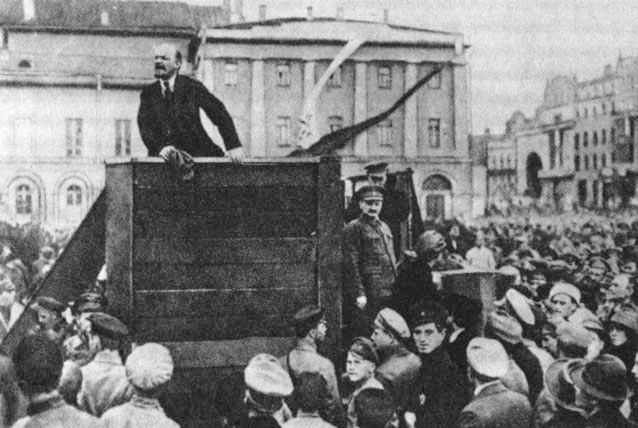 Of The Russian Revolution Resulted 8