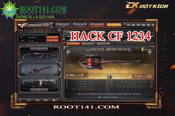 VinaCF 1234 Phiên bản - Cận chiến tối thượng