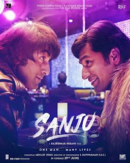 Sanju First Look Poster 6