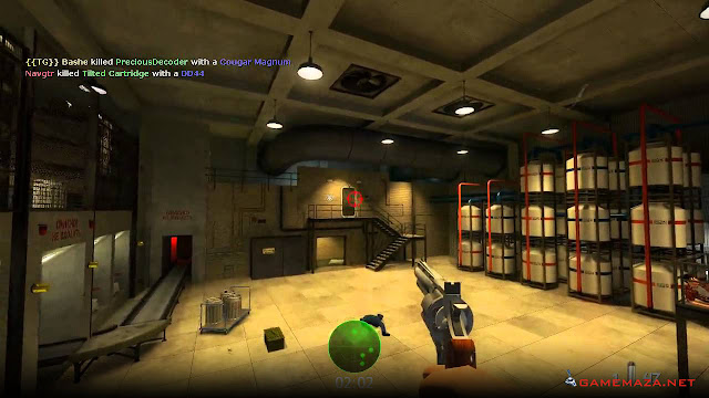 GoldenEye Source Gameplay Screenshot 3