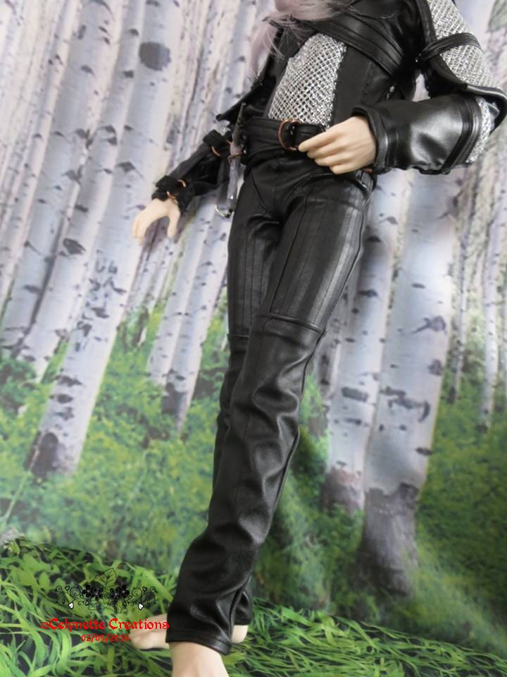 cosplay 3D en couture Diapositive7