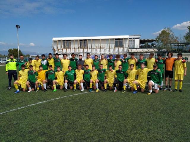 Σημαντικές εμπειρίες των μικρών ποδοσφαιριστών του Αριστέα Άργους τα φιλικά με τον Παναιτωλικό