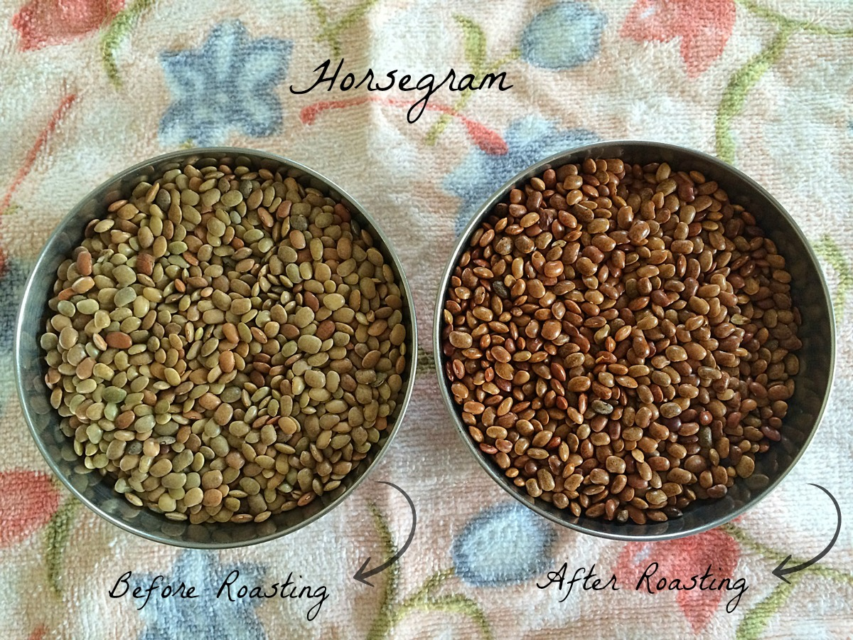 how to eat horse gram to reduce weight