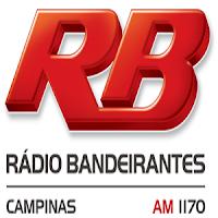 Rádio Bandeirantes AM 1170 de Campinas SP