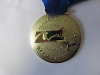 Medal from MOWSA
