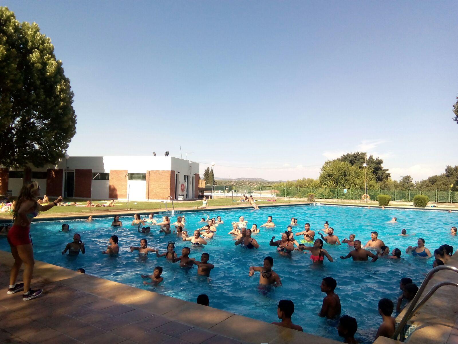 Tu pueblo y dem s la piscina municipal oferta actividades for Oferta de piscina