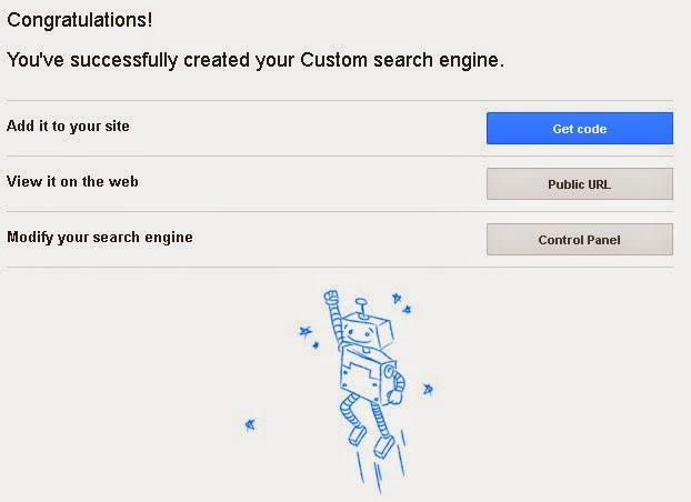 How To Add Beautiful Google Custom Search Engine In Blogger - PAKL33T
