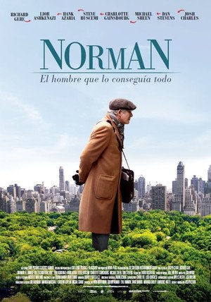 Poster Norman: The Moderate Rise and Tragic Fall of a New York Fixer 2016