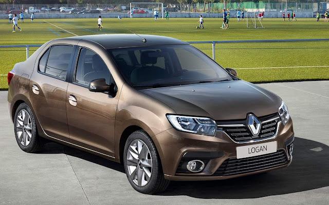Novo Renault Logan 2020