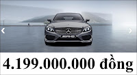 Giá xe Mercedes AMG C43 4MATIC Coupe 2017