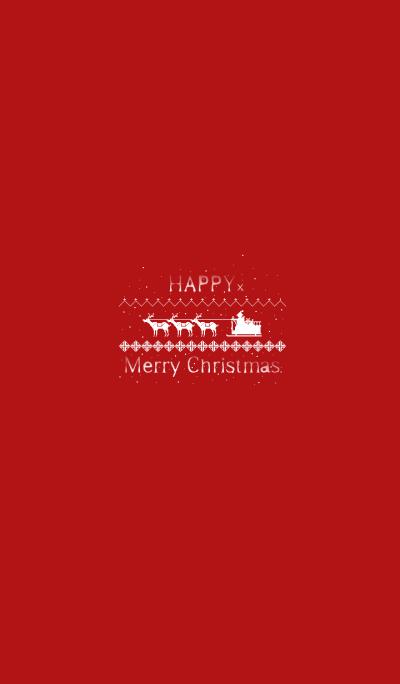 HAPPY x Merry Christmas