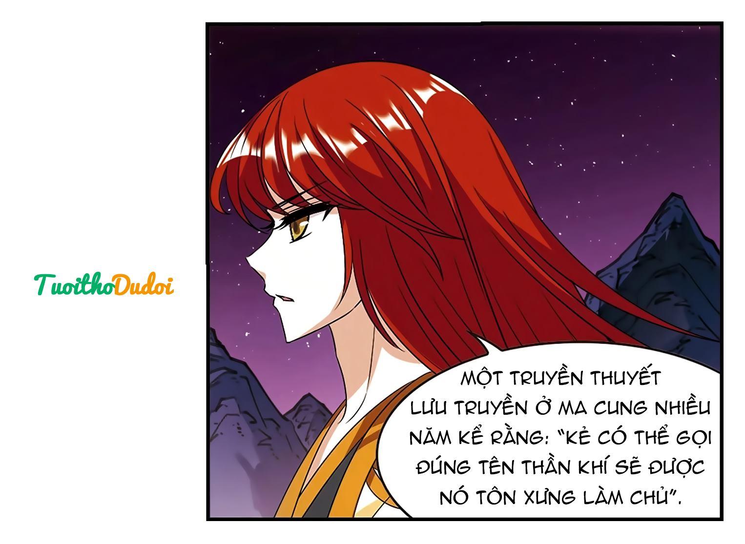 Phong Khởi Thương Lam chap 393 - Trang 26