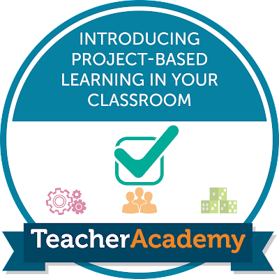 Project-Based Learning course badge