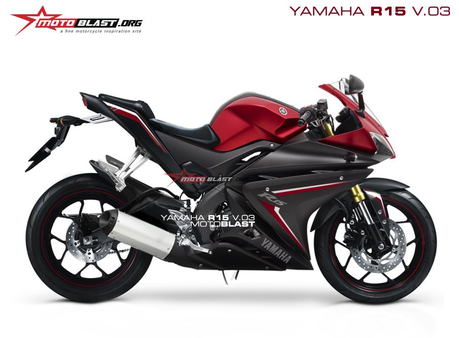 Yamaha R15 2018 Terbaru >> YAMAHA R15 V3.0 rendering images | launch in 2017 twinkle torque