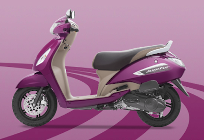 The TVS 110cc Scooter price 7