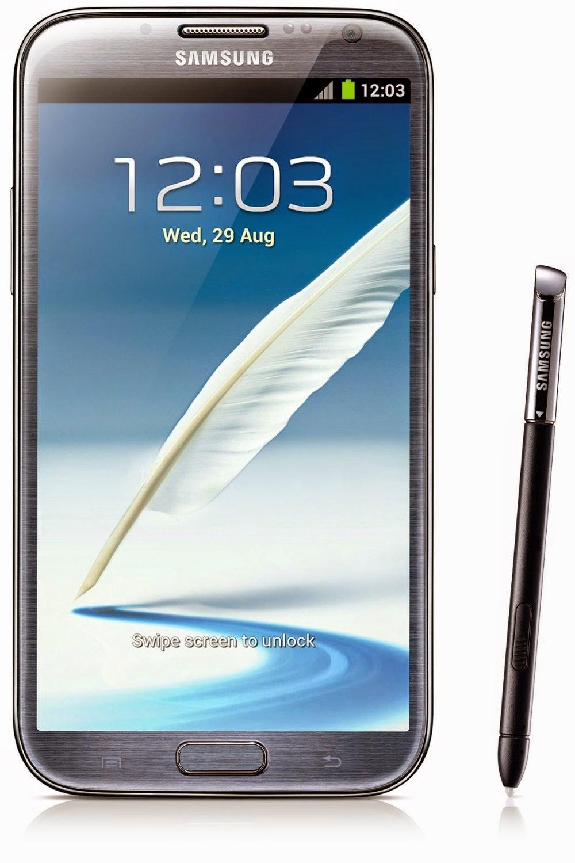 samsung galaxy note 2 gris smartphone 5 5 pouces comparatif smartphones. Black Bedroom Furniture Sets. Home Design Ideas