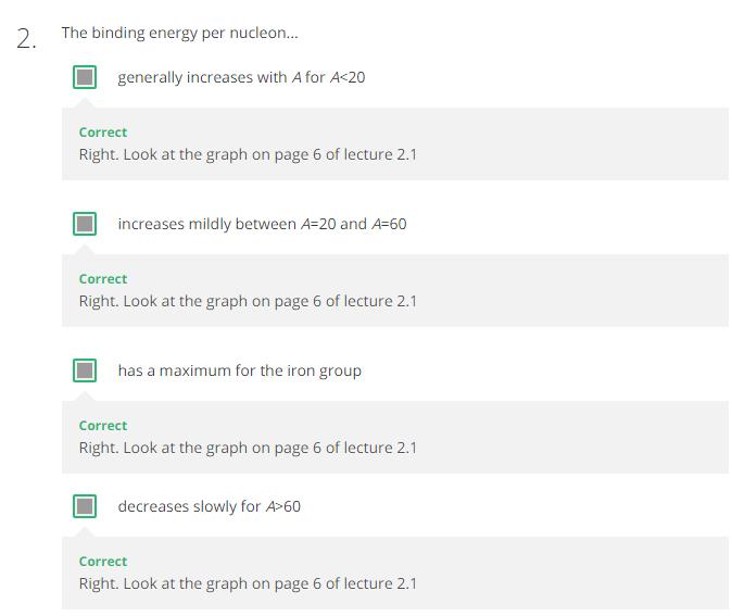 """아무나 """"수학"""" & """"과학"""": W2.1 핵 질량 및 결합 에너지(Nuclear Mass And"""