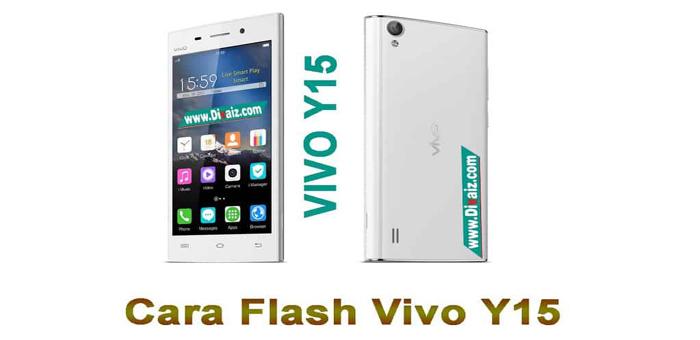 Cara Flash Vivo Y15 Berhasil 100% Lengkap Dengan Gambar