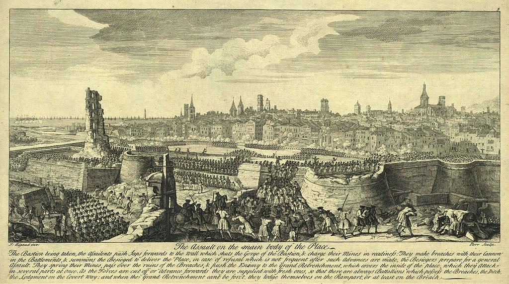 setge de Barcelona, setembre de 1714