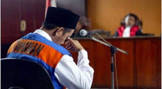 Penista Agama Tajul Muluk alias Haji Ali Murtadho