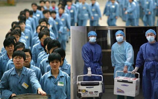 Tribunal afirma que a China mata 90 mil prisioneiros por ano para doação de orgãos