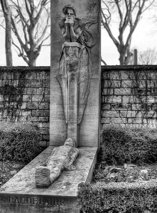 Cenotafi de Charles Baudelaire