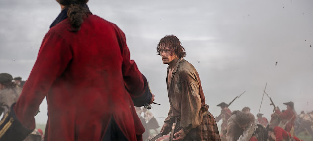 Jamie, 3x01 de 'Outlander'
