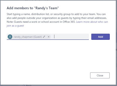 Randy's Lync, Skype, Teams and UC Blog