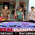 Dua Hari Jelang Pelaksanaan Pesta Demokrasi, Kodim 0209/LB Dan Polres Labuhanbatu Laksanakan Patroli Gabungan